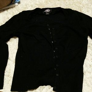 Cotton black long sleeve S/P FOR BUNDLE ONLY!